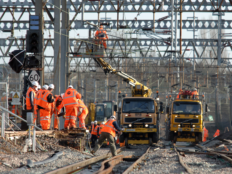 The Benefits of Overhaul and Repair Services in the Rail Sector